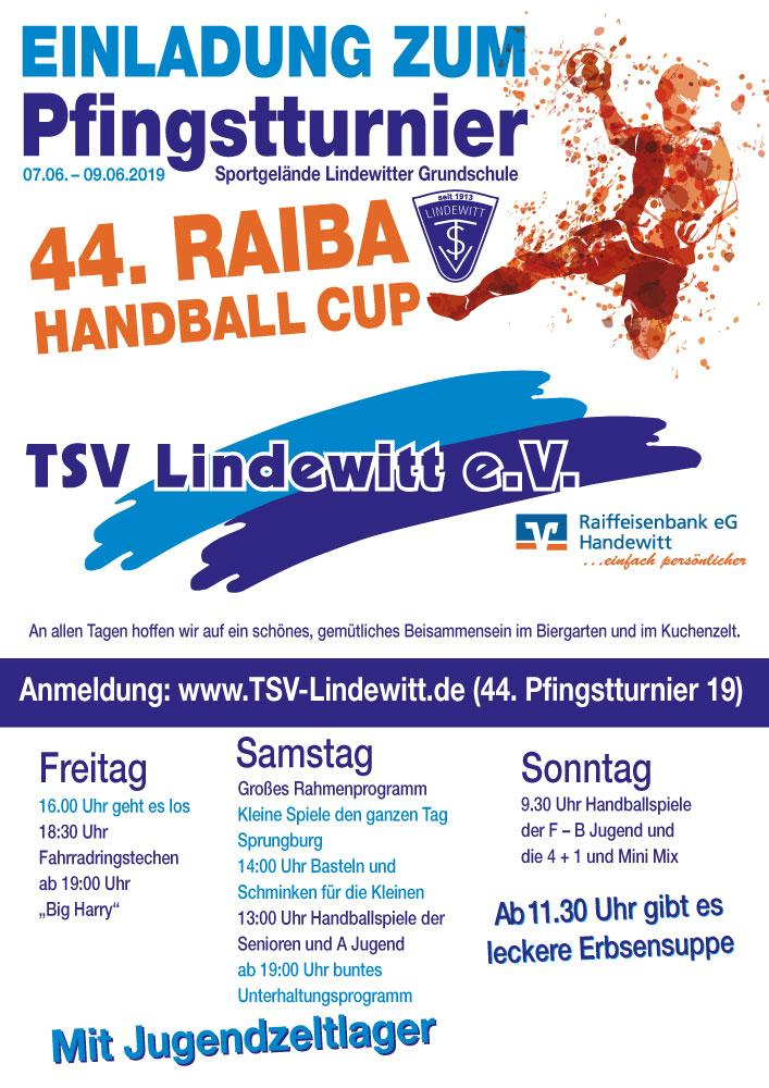 Raiba-Cup 2019 Pfingstturnier