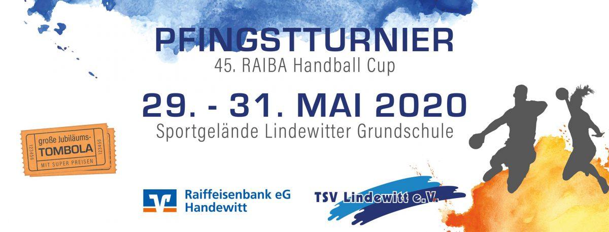 Raiba-Cup 2020 Pfingstturnier